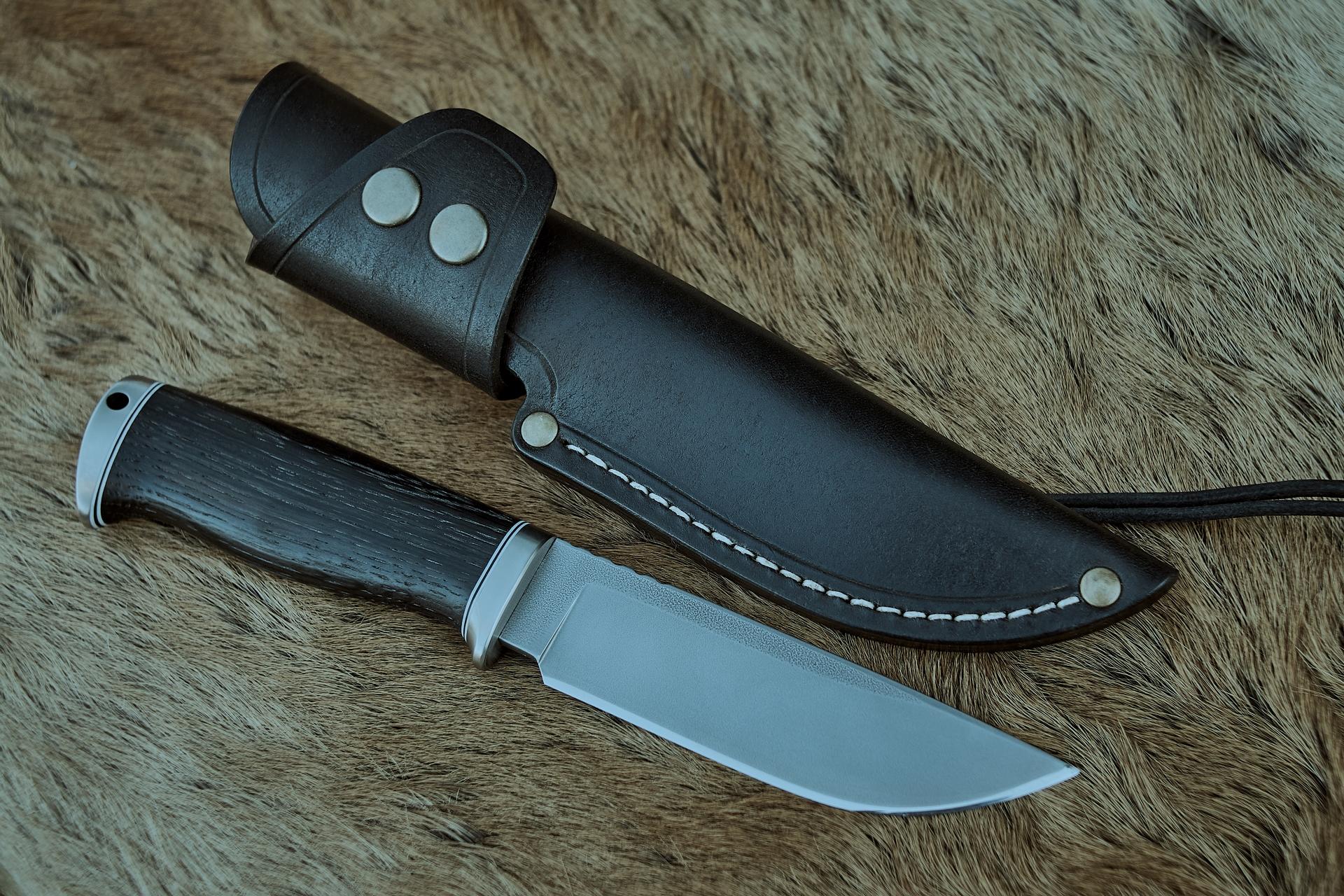 Military Grade Knife Japanese Supersteel ZDP 189